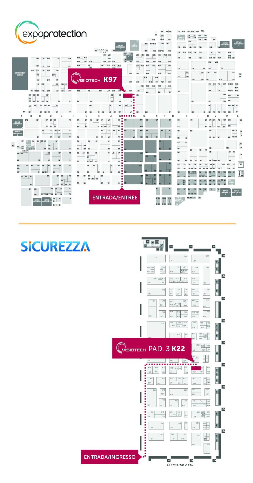 Mapa de feiras 2014